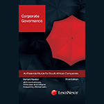 Corporate Governance - An Essential Guide for South African Companies